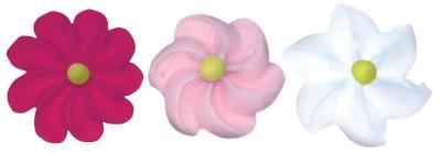 floricele mici asortate zahar