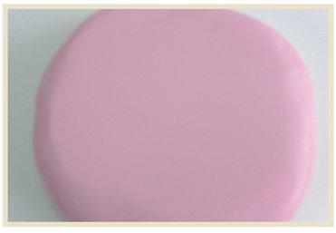 pasta de zahar roz