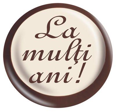 banuti ciocolata la multi ani